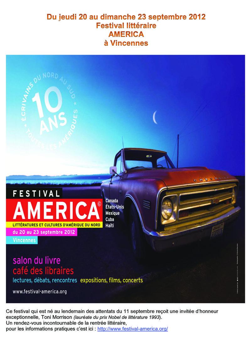 Festival AMERICA copier