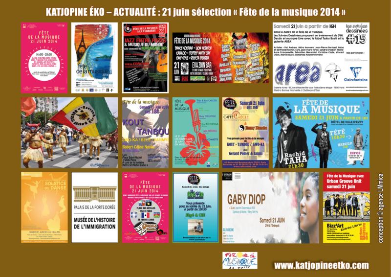 Selection Fete de la musique