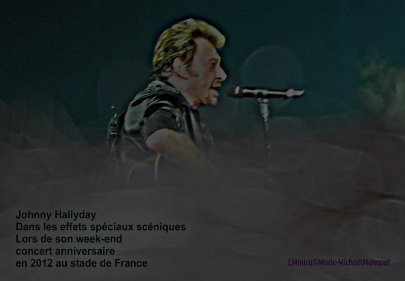 Johnny Hallyday Stade de France2012