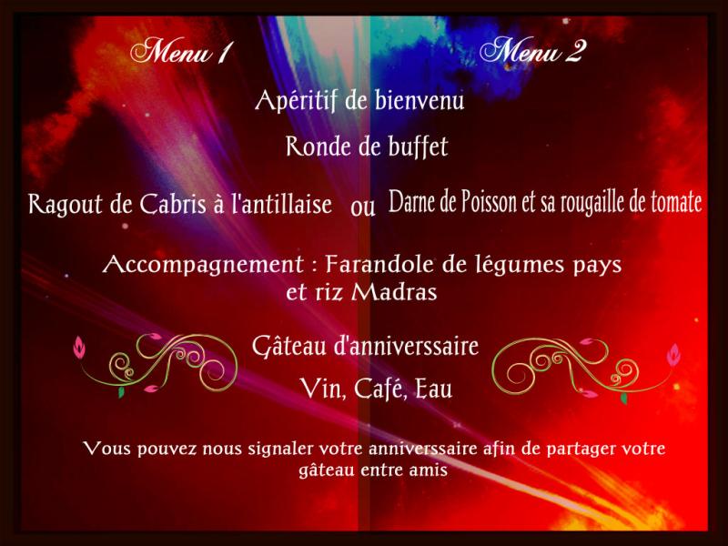 Page 3 - menu