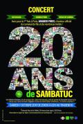 Affiche Sambaduc