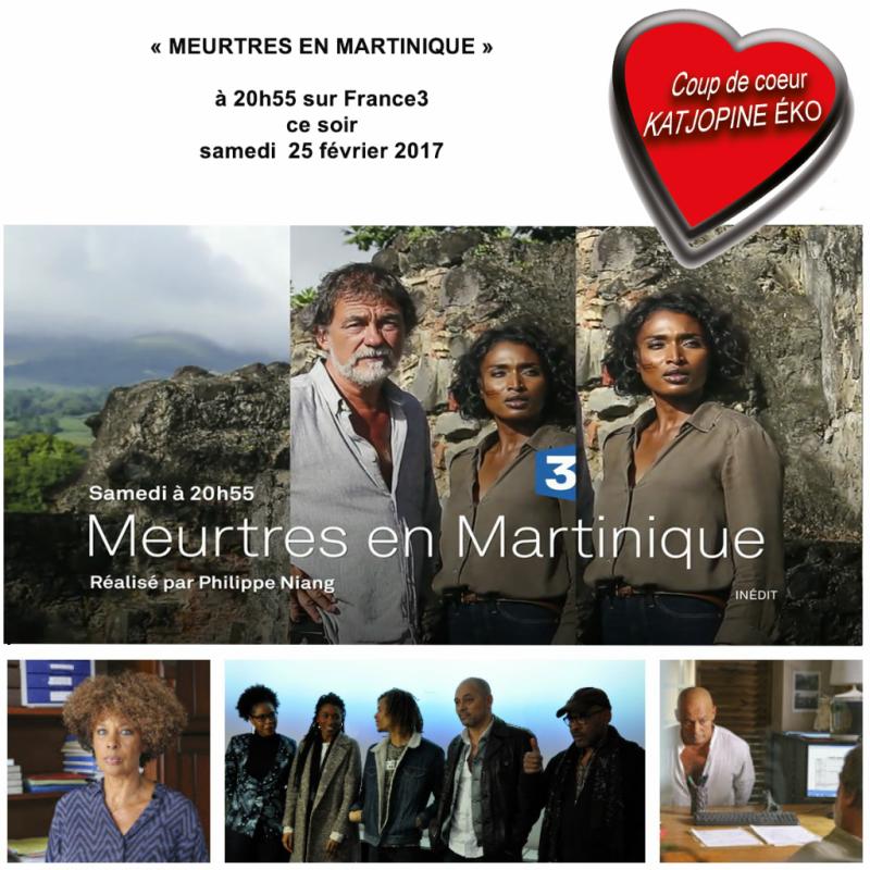 Coup de coeur Meurtres en Martinique