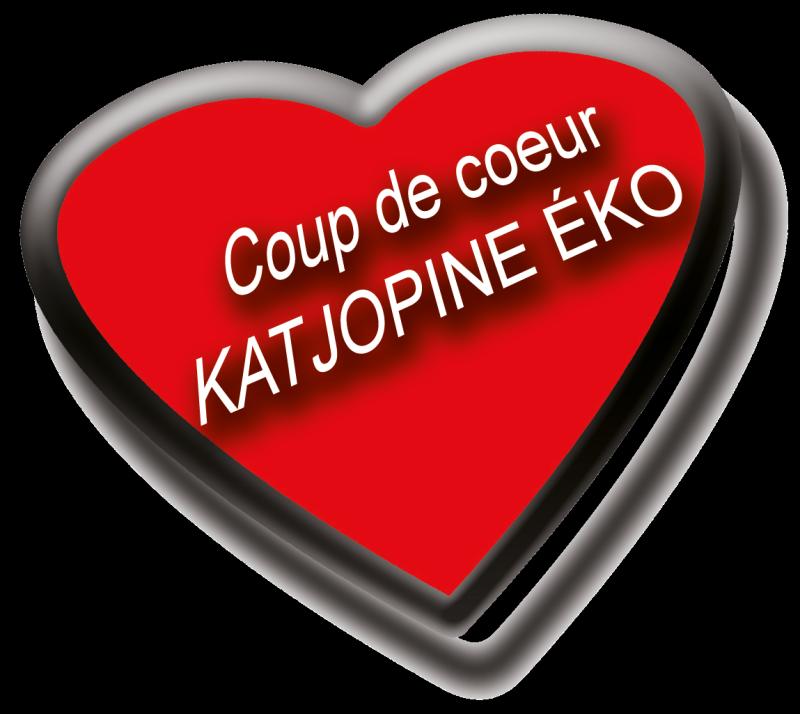 COEUR COUP DE COEUR KATJOPINE EKO